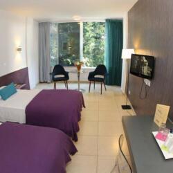 Altius Boutique Hotel Bedrooms